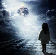 dream little girl