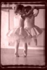 little girl mirror