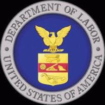 u.s. dept of labor dark