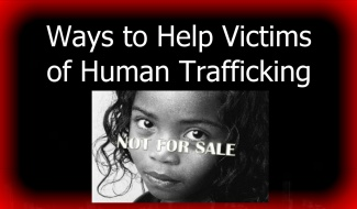 ways to help victims
