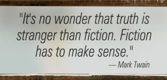 truth stranger mark twain