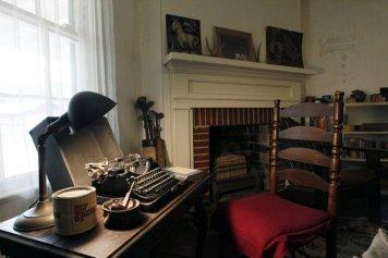 typewriter study