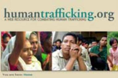 human trafficking dot org