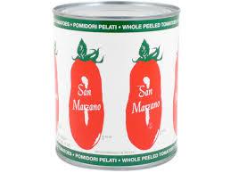 san marzano peeled tomatoes
