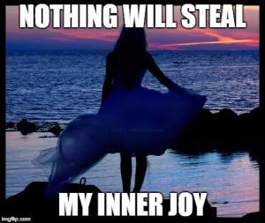 nothing steal my joy meme